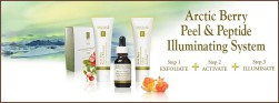 Introducing Eminence Arctic Berry & Peptide Peel