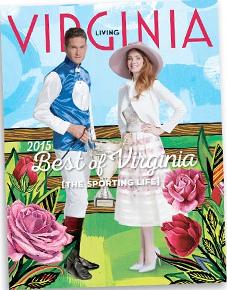 Best of Virginia 2015, Virginia Living Magazine