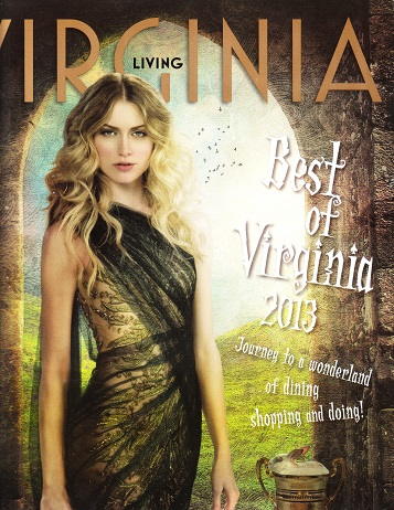 Best of Virginia 2013, Virginia Living Magazine