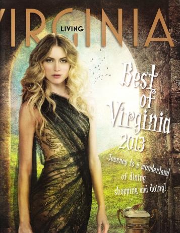 Best of Virginia 2013, Virginia Living Magazine