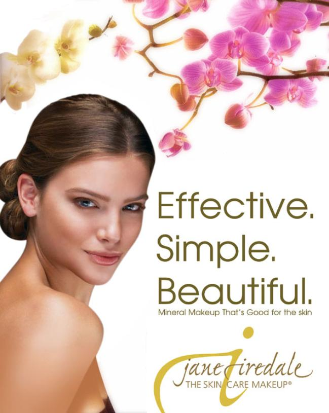 Is jane iredale makeup good