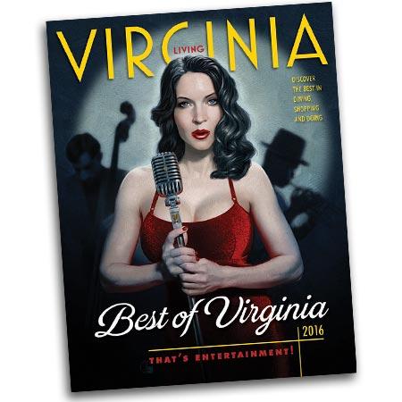 Best of Virginia 2016, Virginia Living Magazine