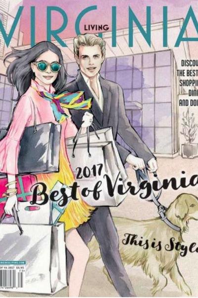 Best of Virginia 2017, Virginia Living Magazine