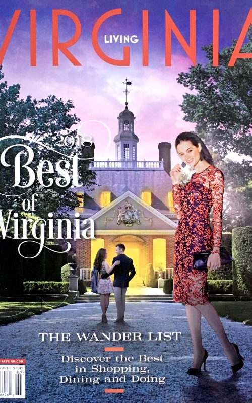 Best of Virginia 2018, Virginia Living Magazine