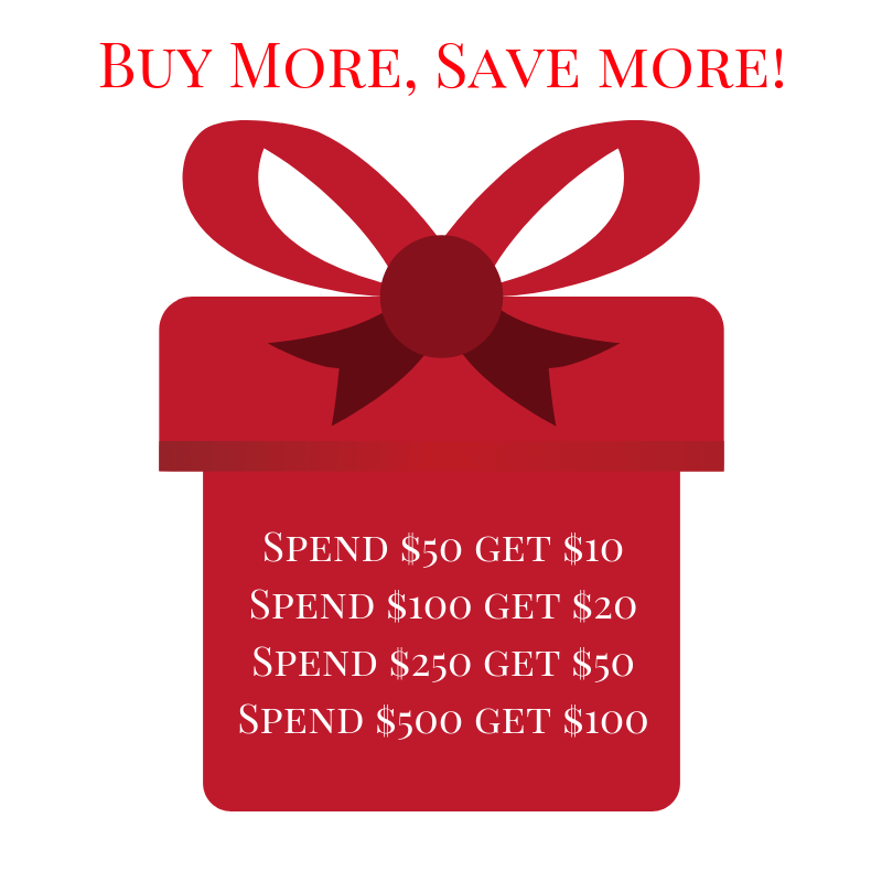 Christmas Spa Gift Card Richmond, VA