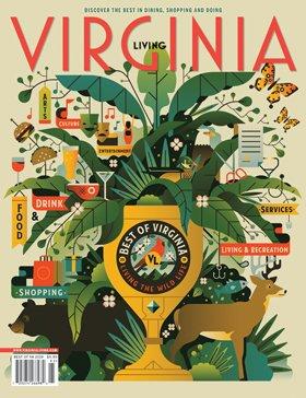Best of Virginia 2019, Virginia Living Magazine